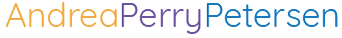 Andrea Perry-Petersen Logo